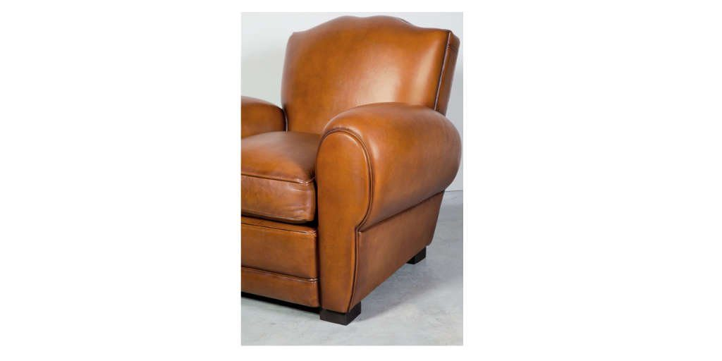 Fauteuil Club Grand Moustache