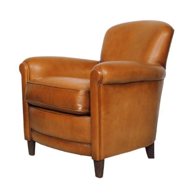Petit fauteuil club Passy