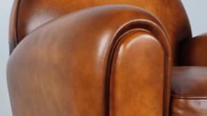 Secrets de fabrication d'un fauteuil club