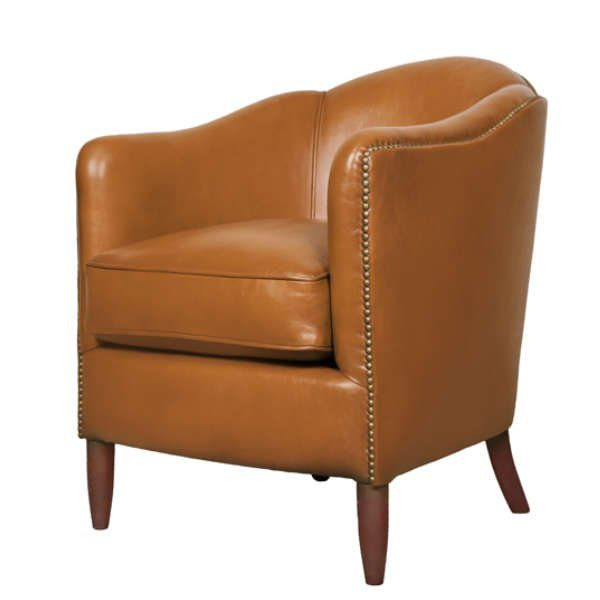 Petit fauteuil club Coco 1929
