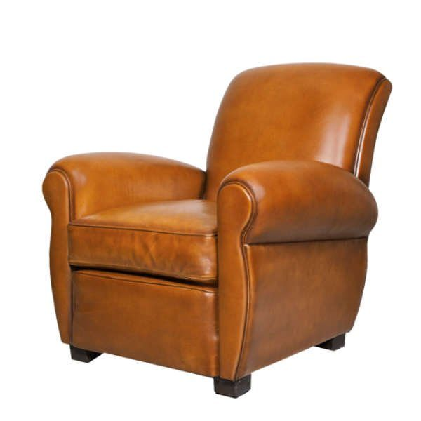 Grand fauteuil club Lindbergh