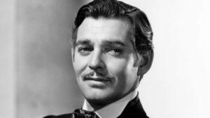 La moustache de Clark Gable