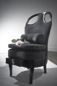 le fauteuil courtisane, un fauteuil pour deux