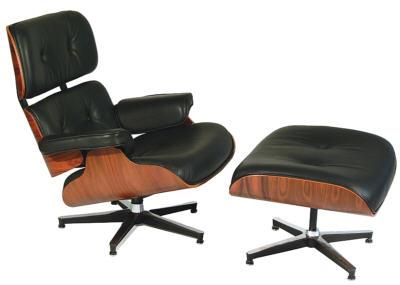 Le fauteuil Lounge de Charles Eames